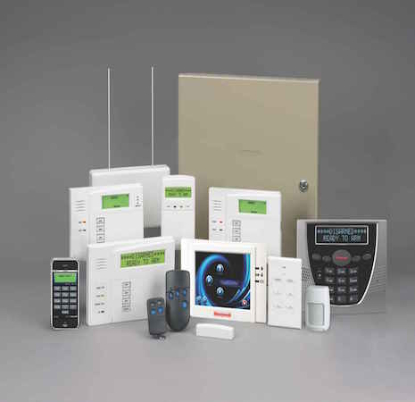 Security alarm system hirz for Emc security systems
